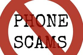 Phone Scams and Texts